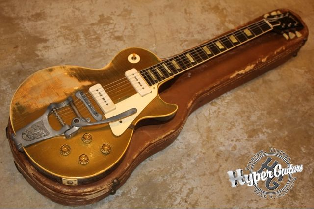 Gibson '56 Les Paul Standard w/Bigsby