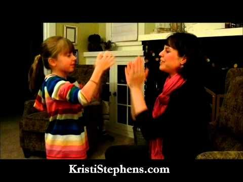 A fun clapping game to help your kids learn the books of the Old Testament. A written version of this game with a rhythm chart is available free here: http://www.krististephens.com/2012/10/clap-through-the-ot-books.html