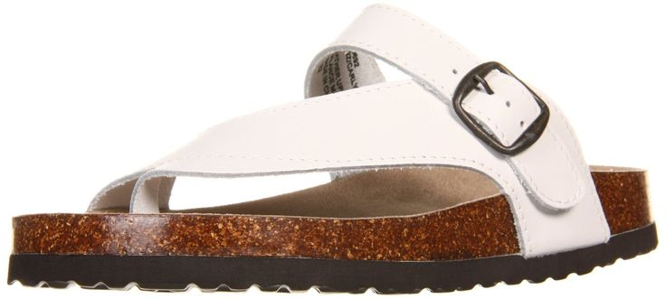 White Mountain Women's Carly Sandal >>> Save this wonderfull item : Women's Flats Sandals