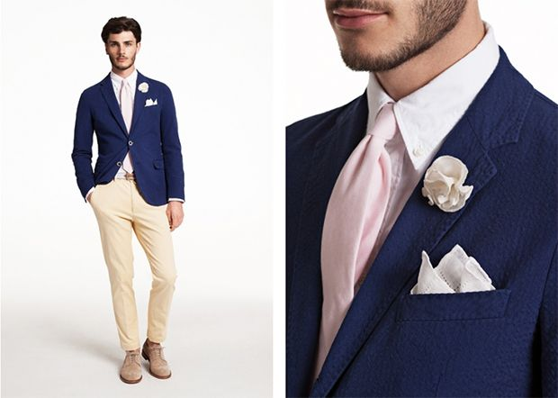 seaside wedding get inspired at httpwwwtailor4lesscom wedding attire for mencasual