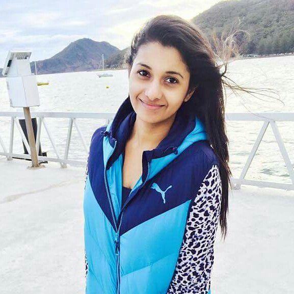 #PriyaBhavaniShankar in her Australia trip