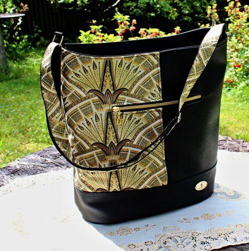 Kleopatra - prostorná taška
