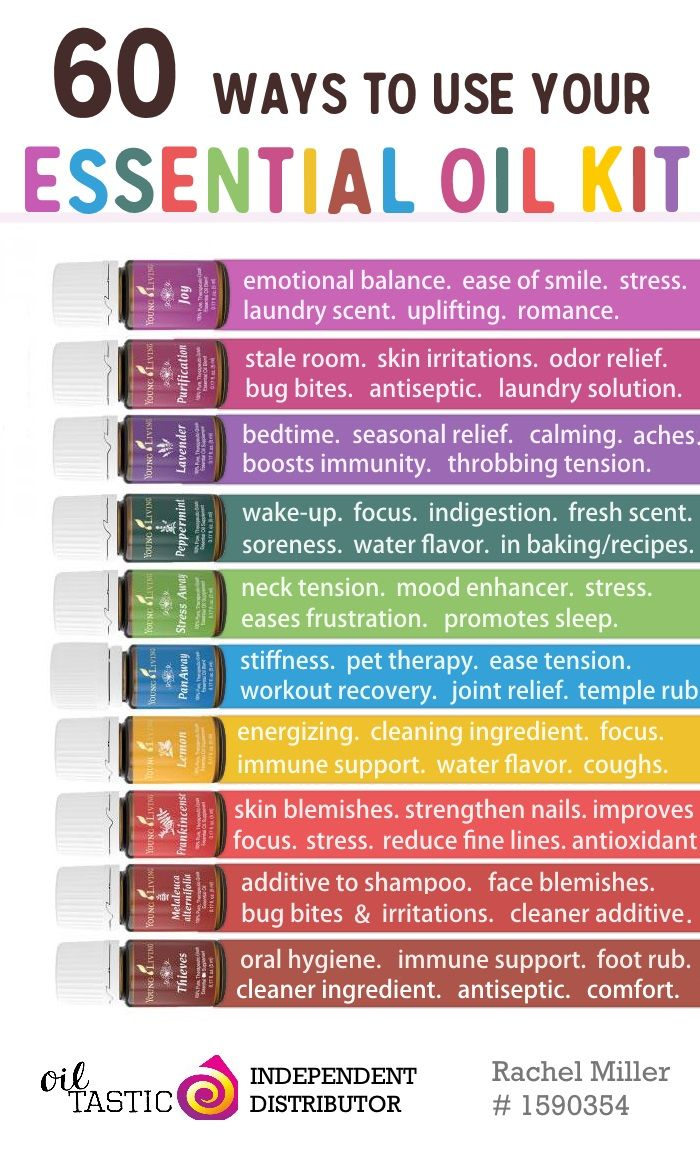 60 Ways to Use Essential Oils + $20 Amazon Gift Card Bonus With Purchase!