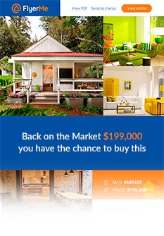 10+ images about Real Estate Email Flyers on Pinterest | Flyers ...