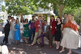 """""""What Does Dapper Day Mean to You?"""" – Reflecting on the Dapper Day Experience by Kristen Nichols"""