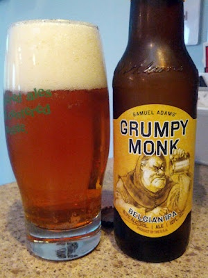 Beer Review: Sam Adam's Grumpy Monk