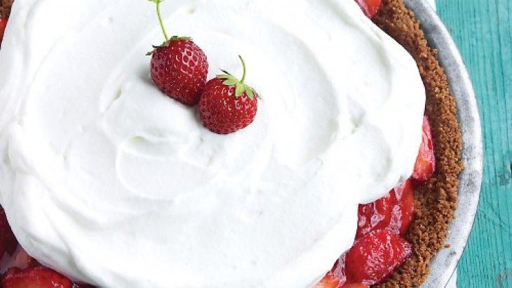 Strawberry Icebox Pie | Yummy! | Pinterest