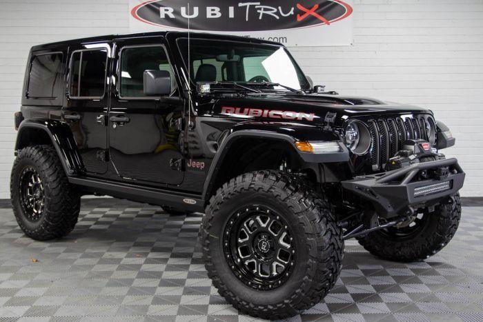 2018 Jeep Wrangler Rubicon Unlimited Jl Black In 2020 Jeep Wrangler Unlimited Rubicon Jeep Wrangler Rubicon Jeep Wrangler