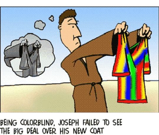 Joseph and is technicolor Dreamcoat? | Jokes | Pinterest ...