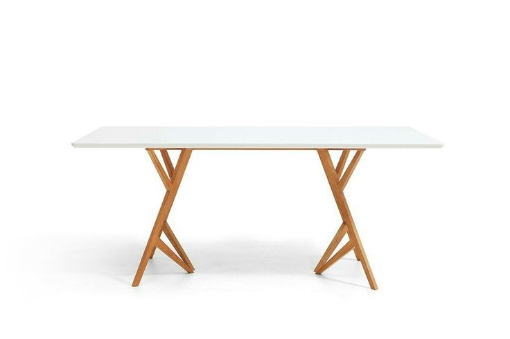 15 best images about table on Pinterest Mesas, Atelier and Desks - Hauteur Table Salle A Manger