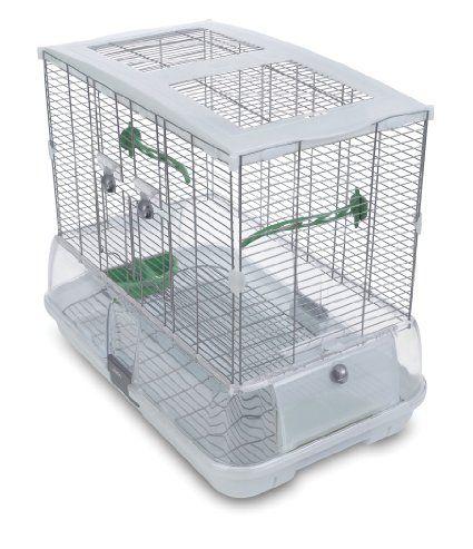 Amazon.com : Vision Bird Cage Model M01 - Medium : Vision M Parakeet Cage : Pet Supplies