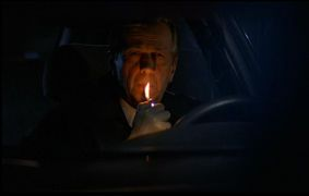 The man referred to as the Cigarette Smoking Man (CSM) also known as'Cancer Man' by Fox Mulder...