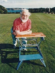 Ronald Price Hickman OBE (21 October 1932 – 17 February 2011) was a South African-born, Jersey-based car designer and inventor who designed the original Lotus Elan, the Lotus Elan +2 and the Lotus Europa, as well as the Black & Decker Workmate