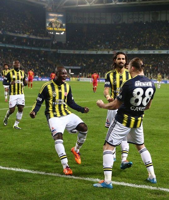 Fenerbahçe SK Resmi Pinterest Hesabı