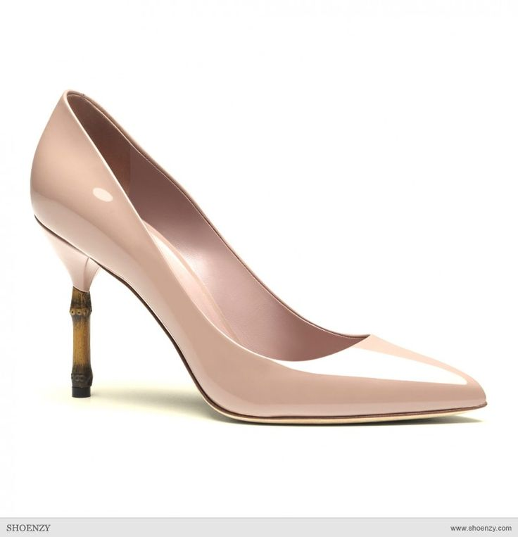 Kristen Patent Leather Pump by Gucci @Shoenzy