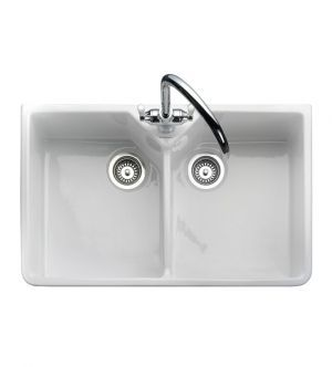 Double Belfast Sink