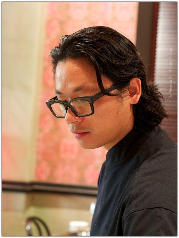 Chef Luke Nguyen hosts a masterclass at Red Lantern on Riley. Image by Liz Posmyk