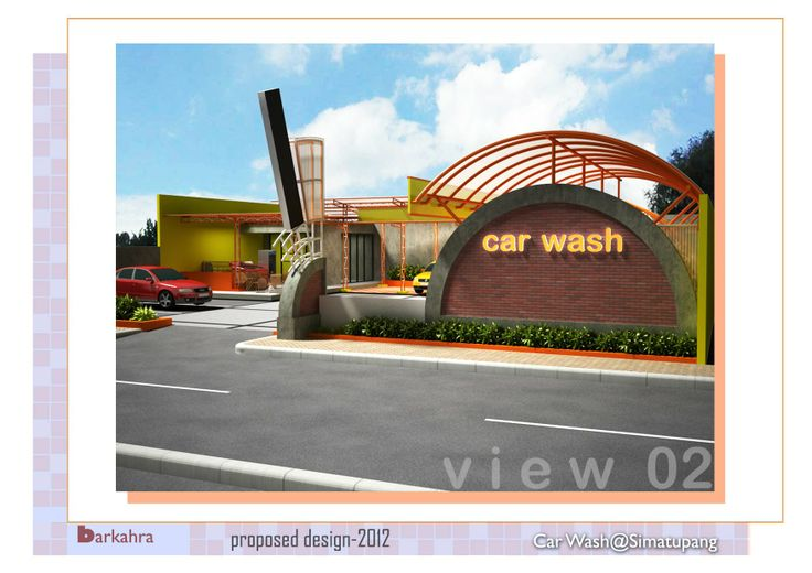 Car Wash proposed2012