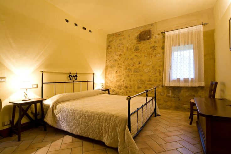 Le camere del #Borgo in #Toscana - The bedrooms of the #village in #Tuscany.