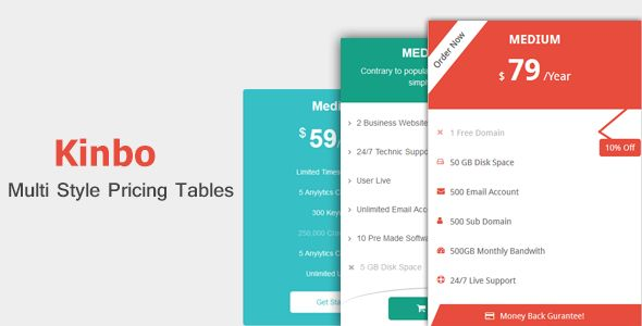 awesome table templates