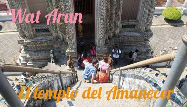 Wat Arun: Temple of Dawn / El Templo del Amanecer en #Bangkok #Thailand #Tailandia #Asia #temple