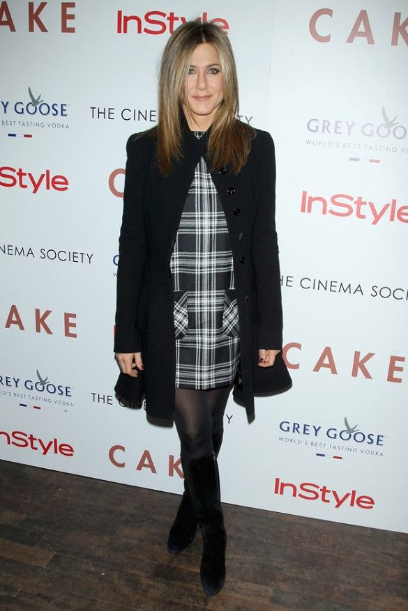 Best Actress in a Motion Picture Drama: Jennifer Anison, Cake // 72nd annual Golden Globes Awards