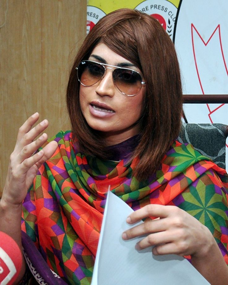 Pakistani model killed after offending conservatives.  Pakistani fashion model Qandeel Baloch, who recently stirred controversy by posting pictures of herself with a Muslim cleric on social media, was strangled to death by her brother, police said Saturday.