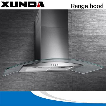 Glass Kitchen Hoods Island Hoods Range Hoods Photo, Detailed about Glass Kitchen…