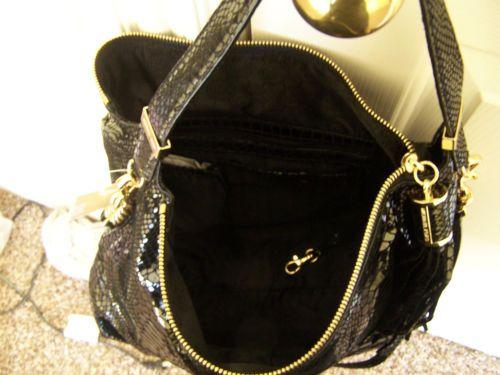 Michael Michael Kors Weston Python Large Shoulder Bag 25