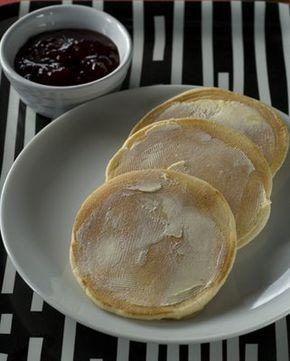 Baking for Britain: Scotch Pancakes
