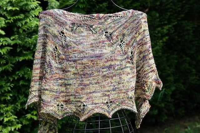 Palmarès pattern by Corinne Ouillon