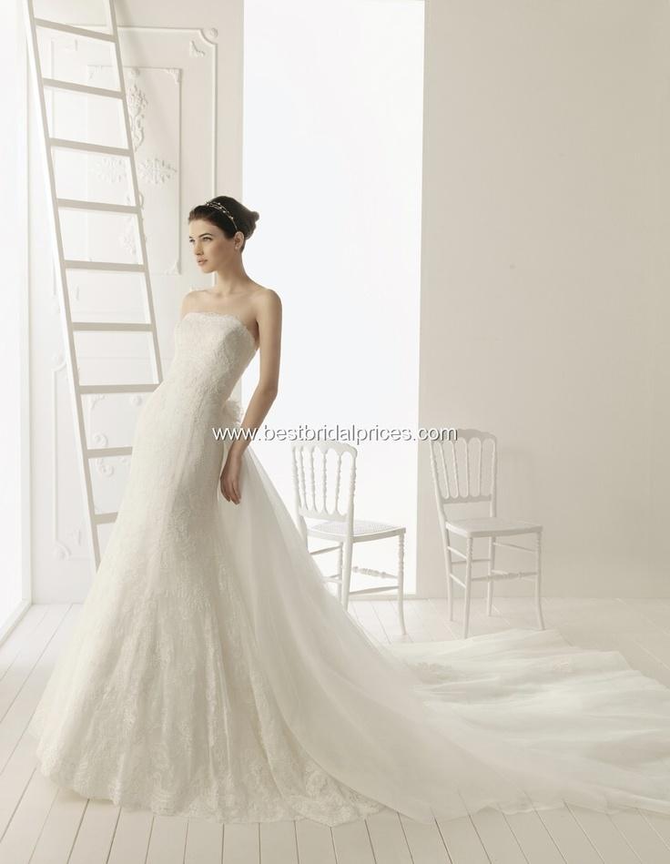 Aire Barcelona Wedding Dresses - Style Racimo
