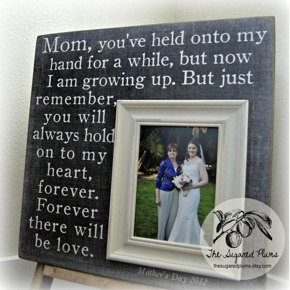 Mother Of The Bride Gift Mother In Law Gift Mothers Day