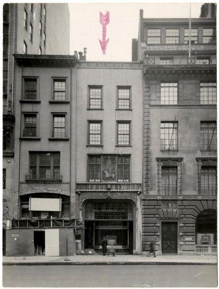 Paul Rosenberg's New York gallery on 57th Street - The New York Times