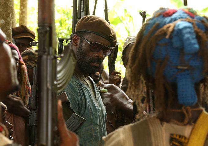 First Look: 'True Detective' Director Cary Fukunaga's 'BEASTS OF NO NATION' Starring Idris Elba   Playlist (Based on the novel by Uzodinma Iweala)
