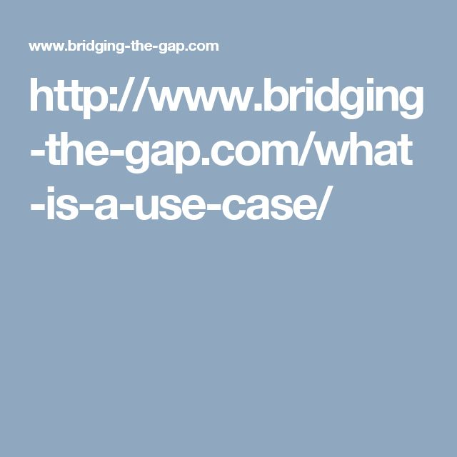 http://www.bridging-the-gap.com/what-is-a-use-case/