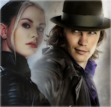 X-Men: Gambit and Rogue movie. I wish. My two favorite characters.  <3