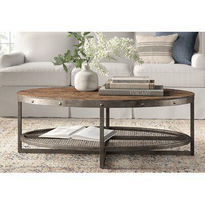 Trent Austin Design Isola Coffee Table