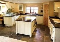 kitchen designs with slate floors - Bing Images