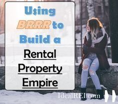 BRRR is a real estate investing strategy that lets you use your money over and over again to invest. If you haven't heard of BRRR then you need to learn about it now... Learn about the BRRR method to investing in real estate