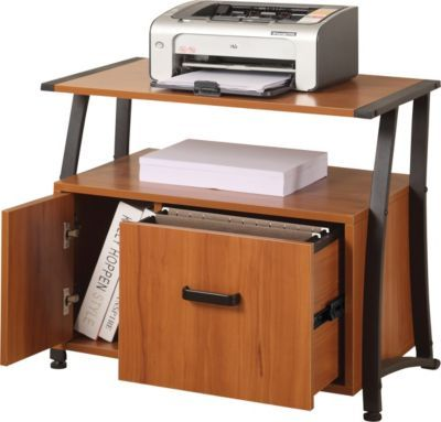 Great Staples®. Has The Ergocraft Ashton Printer/File Stand You Need For Home  Office