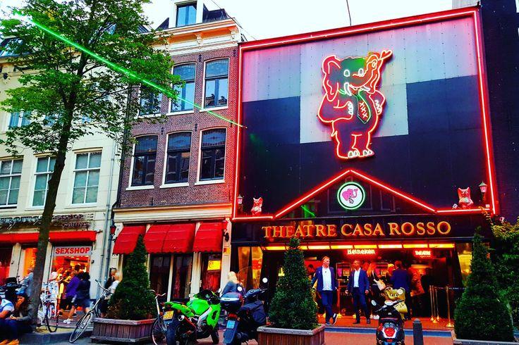 вся моя театр секса амстердам сказала