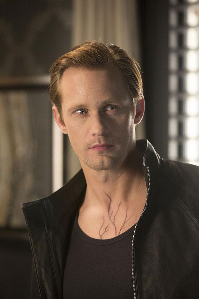 Eric Northman hep v. If Eric dies I just might have a nuclear meltdown lol
