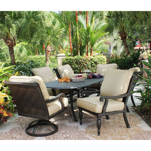 Costco Wholesale Furniture: 17 Best Images About Patio Dining Sets On Pinterest
