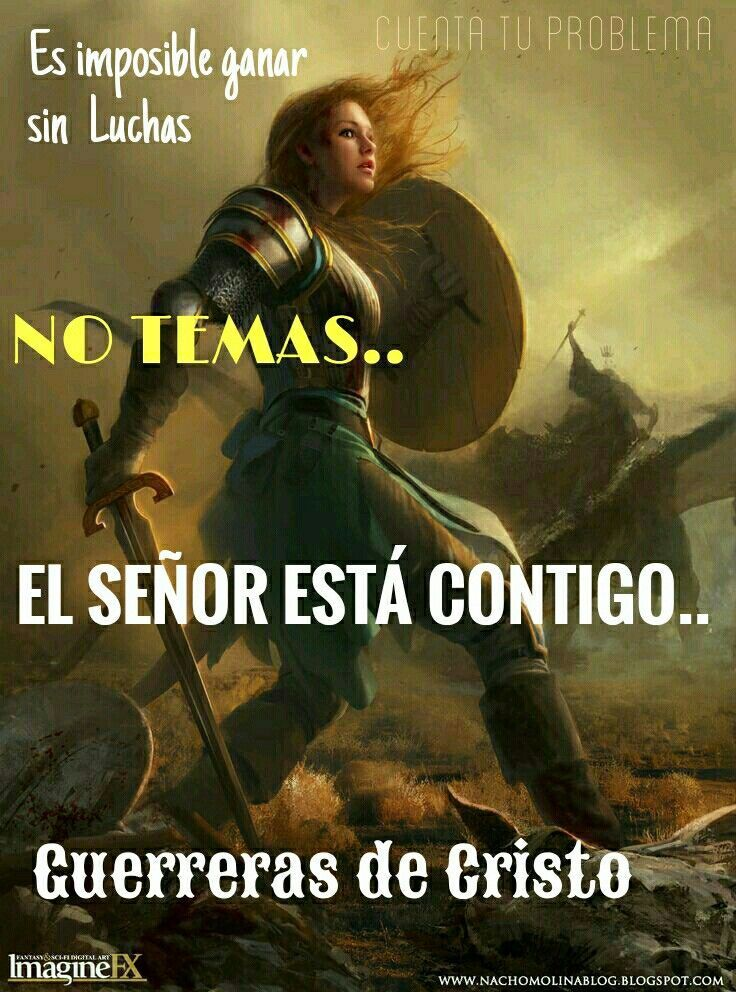 100 Imágenes Cristianas Mujeres Guerreras Hijas De Dios