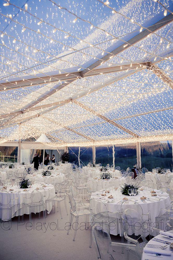 pelayo lacazette fotografia boda asturias carpa transparente iluminada