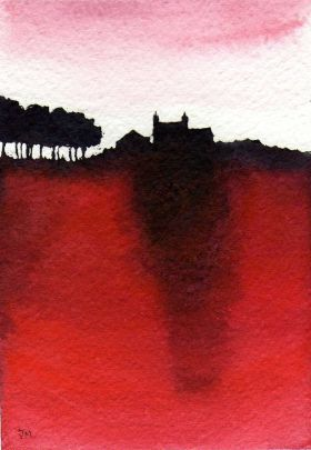 Scarlet. by JULIE MORRIS