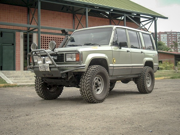 37 best trooper images on pinterest cars off road and offroad isuzu trooper 92 aloadofball Images
