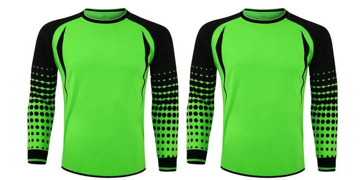 2015/2016 el más nuevo diseño portero uniformes conjuntos ...