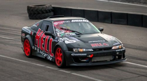 Motorsports, FOR SALE: Nissan Silvia S13 2JZ Professional Drift...